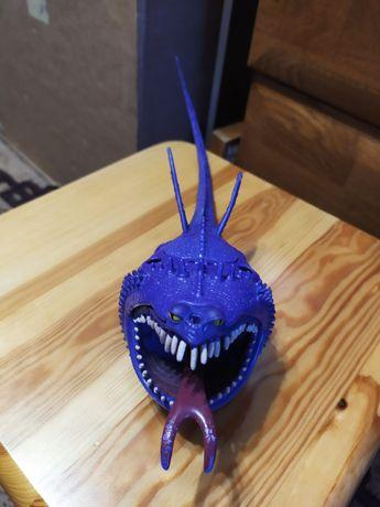 Акула игрушка реалистичная