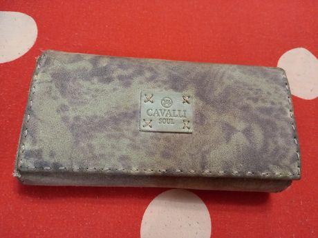 Кошельок гаманець натуральна  замша GAVALLI soul розмір 18на10 іспанія