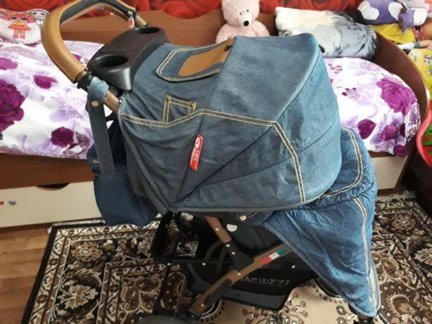 Коляска Baciuzzi B12 Jeans