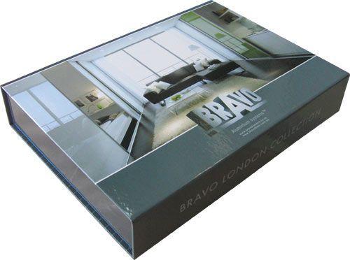 Кашированные коробки с ложементом, коробки на магнитах