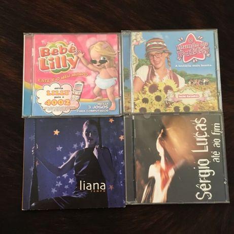 Conjunto de CD
