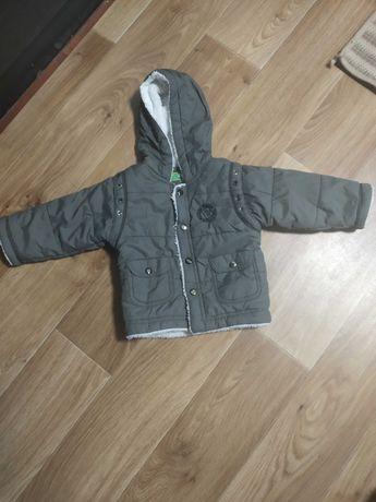 Продам курточку демисезонная на мальчика