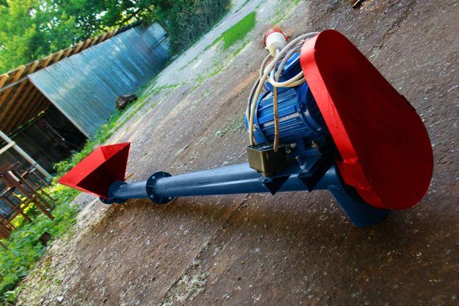 Шнековий погрузчик, транспортер, діаметр 159 мм 4 метрів, шнек, АКЦІЯ