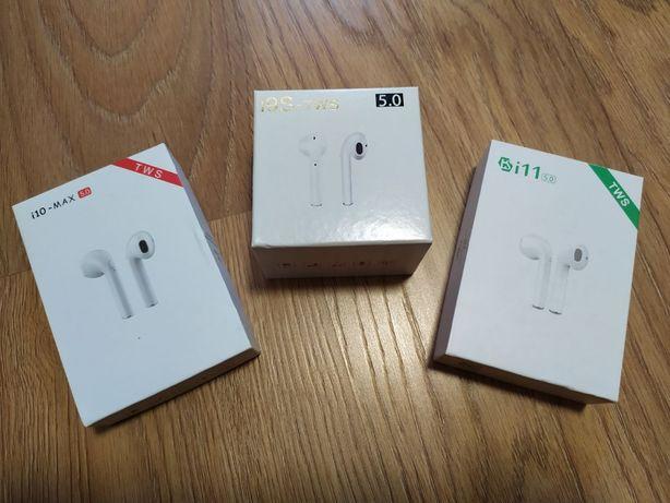 Беспроводные Bluetooth стерео наушники i9TWS,i10TWS,i11TWS