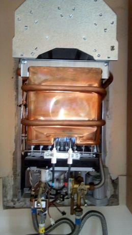 Ремонт газовой колонки,плиты,газового котла,газовых колонок,котлов