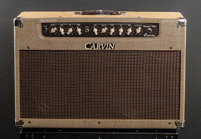Amplificador Válvulas Carvin Belaire 212