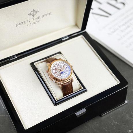 Эксклюзивные стильные мужские часы Patek Philippe