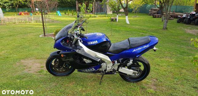 Yamaha YZF thunderace 1000