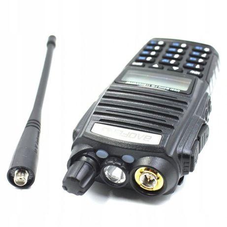 Radiotelefon UV82 8W! Skaner Straż ,TAXI,Pogotowie,Odblokowany Nasłuch