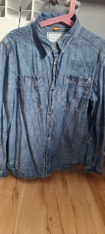 Koszula dzinsowa 134
