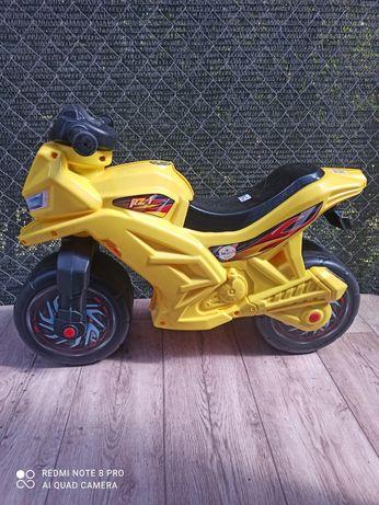 Продам новый толокар мотоцикл