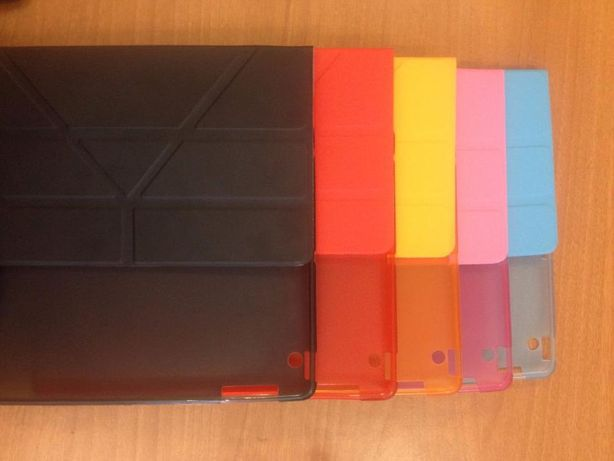 Чехол Smart case Для iPad 2/3/4 smart cover + silicone