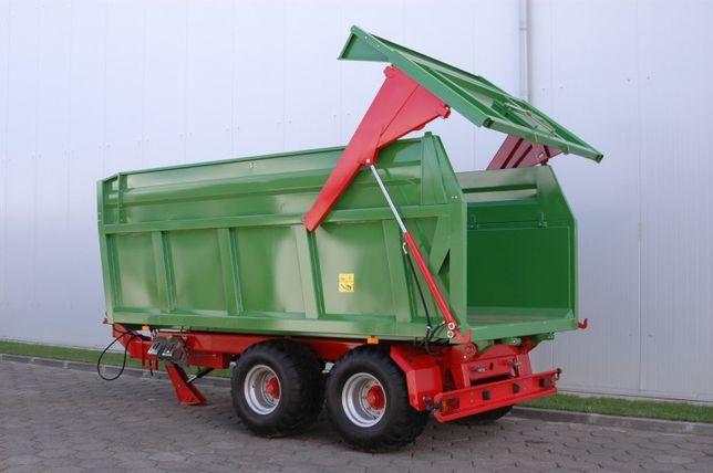 Przyczepa Skorupowa Rolnicza 12 ton Tandem PRONAR T 679