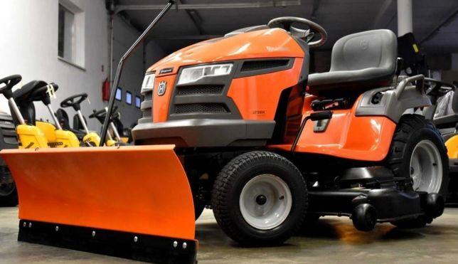 Nowy traktorek kosiarka Husqvarna!