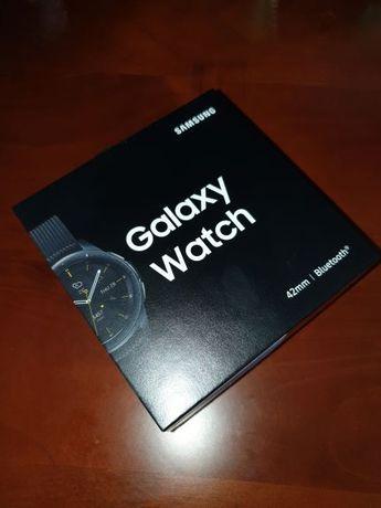 Galaxy Watch 42mm Bluetooth R810 Black / Czarny