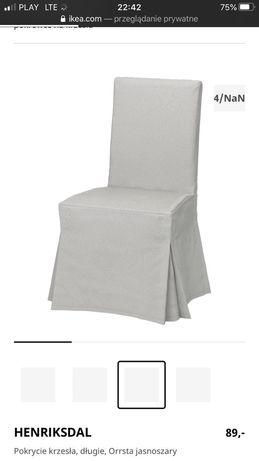 Pokrowce na krzesła 6 sztuk