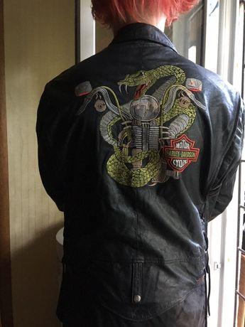 """Продам СРОЧНО. Косуха  фирмы """"Harley Davidson"""""""