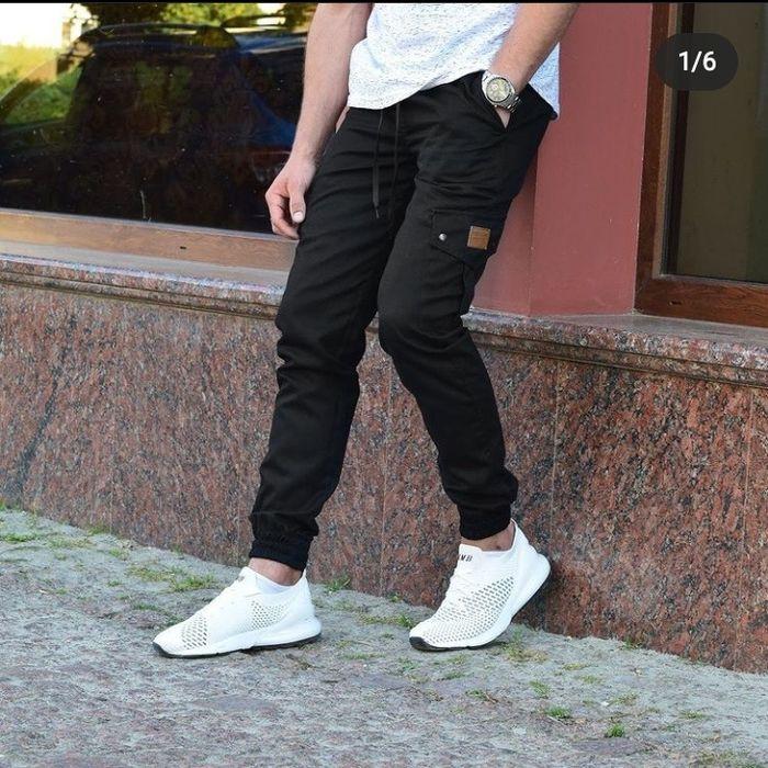 Продам штаны карго ретмикс черные Конотоп - изображение 1