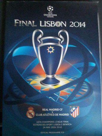 Revista Champions League 2014 NOVA