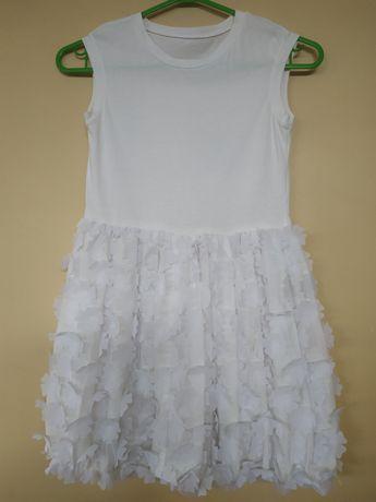 брендовое платье, Simonetta 7-8лет