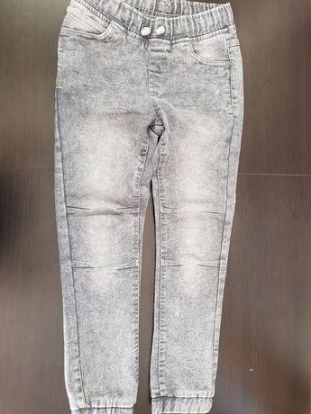 Spodnie jeansowe cool club 140