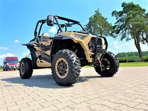 Polaris RZR XP 1000 Military TAN Quad ATV UTV Traktor Nowość