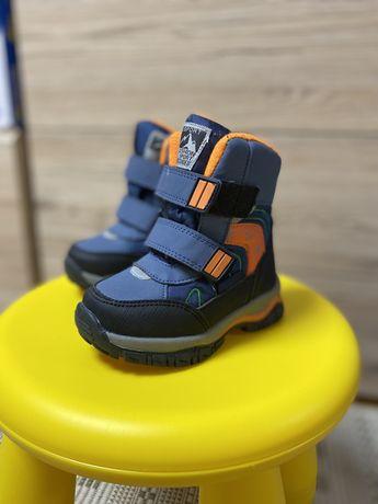 Зимние ботинки Tom.M 23 р