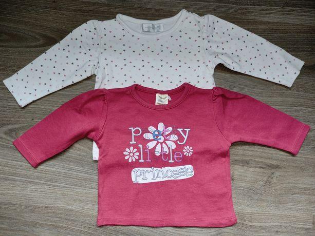 Кофточка Early day Tiny Ted футболка на малыша 3-6 6-9 мес хлопок
