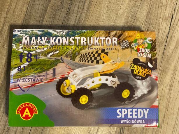 mały konstruktor speedy