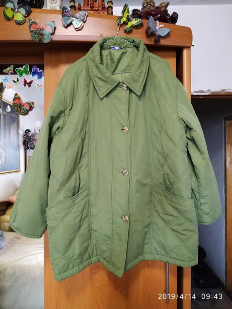 Лёгкая осенне/весенняя куртка