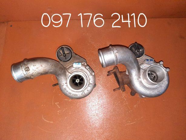 Турбина 036999H067677, 2.5 dCi Renault Master Nissan Opel Mowano