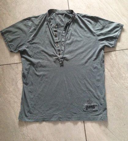 Koszulka szara khaki L
