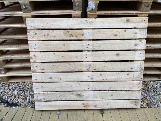 Palety drewniane 120x100 idealne oraz 120x80 wymiaru euro