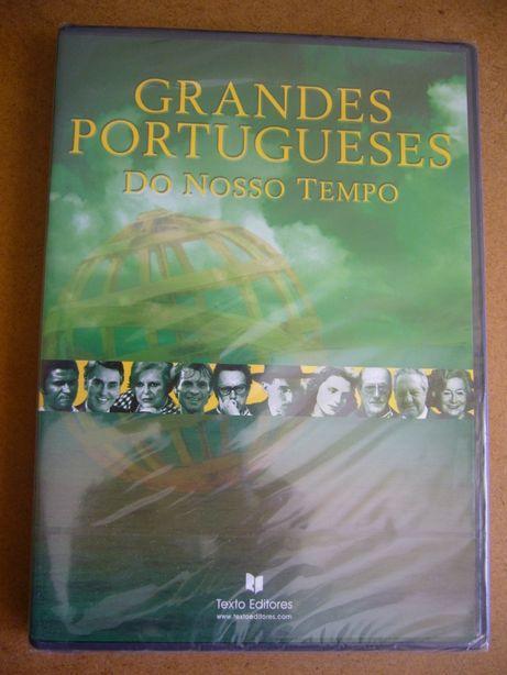 Grandes Portugueses do nosso tempo