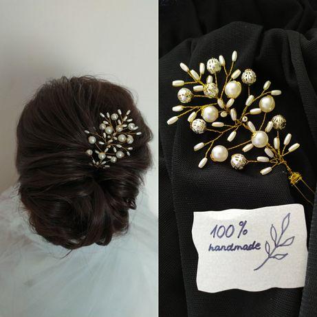 Ozdoba do włosów biżuteria ślubna różne