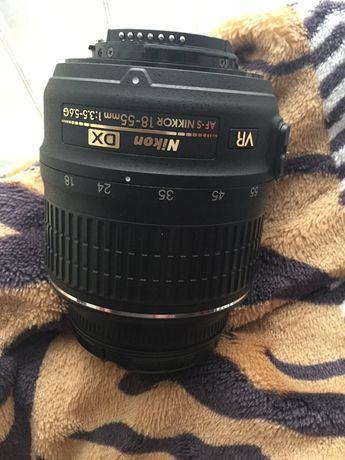 Nikon DX AF-S Nikkor 18-55mm VR 1:3,5-5,6G