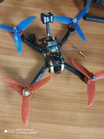 Dron tyro99 zestaw gogle aparatura
