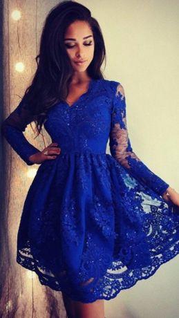 Chabrowa sukienka amelia
