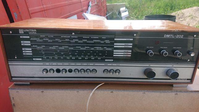 Radio unitra dmtl-202