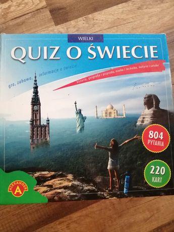 Wielki Quiz o Świecie