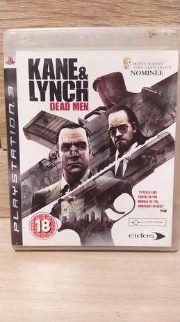 Gra Kane&lynch dead man na konsole ps3 playstation 3