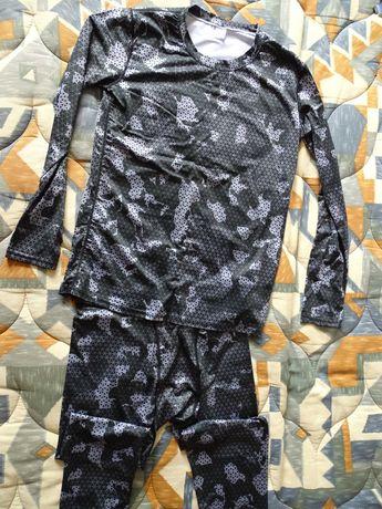 Компрессионная одежда для спортзала рашгард