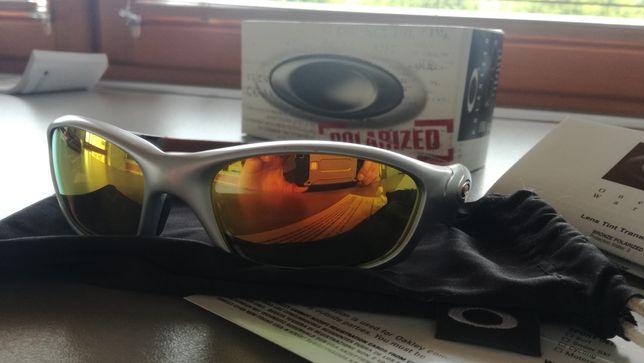 OAKLEY STRAIGHT JACKET polarized okulary sloneczne