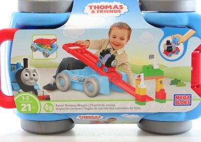 MEGA BLOKS FP Tomek i przyjaciele Wyścigowy wózek