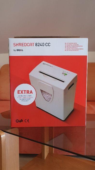 Niszczarka do dokumentów Ideal Shredcat 8240 CC Wola Rakowa - image 1