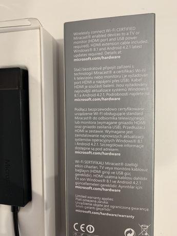 Microsoft Wirelles Display Adapter adapter do TV