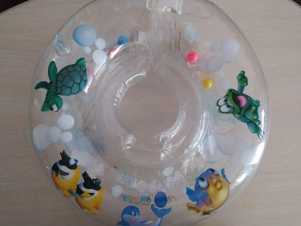 Дитячий круг для новонароджених