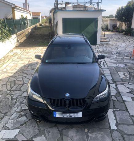 BMW 525d E61 pack M Suspensão Legalizada