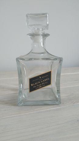Nowa karafka na whisky Johnnie Walker Black Label