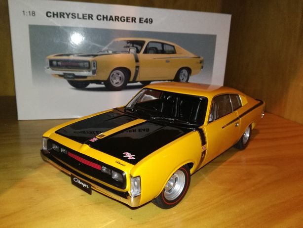 Chrysler Charger E49 (1:18) - Autoart